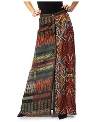 Desigual Skirt - Bruin