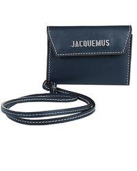 Jacquemus Le Porte - Blauw