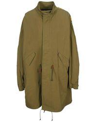 Junya Watanabe Outerwear Jhc012051cs - Groen
