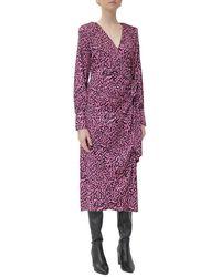ANDAMANE Dress Carly - Roze