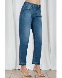 Pt05 Jeans Azul