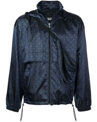 Alexander Wang Coats Azul