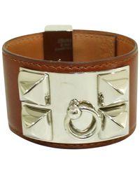 Hermès Collier de Chien Bracelet - Multicolore
