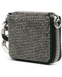 Kara Crossbody wallet - Gris
