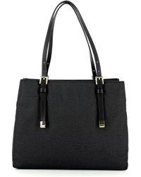 Borbonese Medium Handbag - Zwart