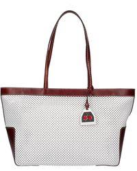 La Martina 41w120-l44 Shoulder Bags Accessories - Wit