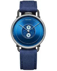 Baume & Mercier Watch - Blau