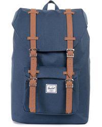 Herschel Supply Co. Little America Mid Backpack 13.0 - Bleu