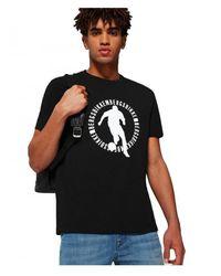 Bikkembergs Camiseta - Nero