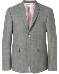 Thom Browne Classic Jacket - Grijs