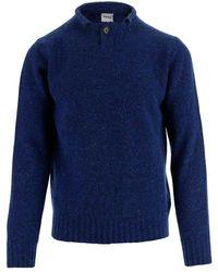 Aspesi Sweater - Blauw