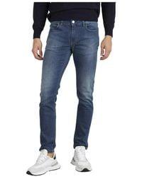 Re-hash Jeans Ruben Chiaro - Blauw