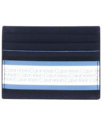 Calvin Klein Cardholder - Blu