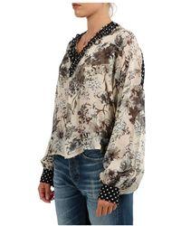 Blugirl Blumarine Shirt Beige - Neutro
