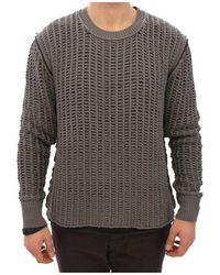 Dolce & Gabbana - Runway Netz Pullover Gesaldeerde Sweater - Lyst