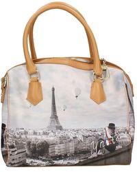 Y Not? Yes-572s1 Handbag - Grigio