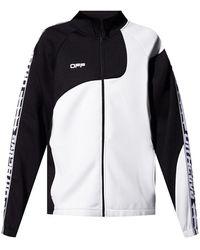 Off-White c/o Virgil Abloh Sweatshirt With Logo