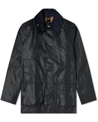 Barbour Beaufort Wax Jacket - Blauw