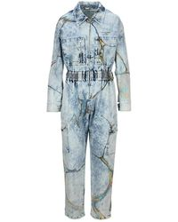 Stella McCartney Women's Clothing Outerwear 602891soh24 - Blauw