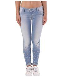 Met Jeans - Blau