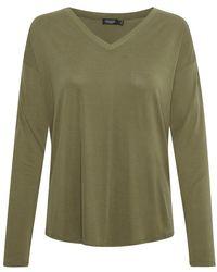 Soaked In Luxury Columbine T-shirt - Groen