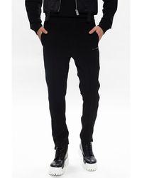 1017 ALYX 9SM Vest with logo Negro