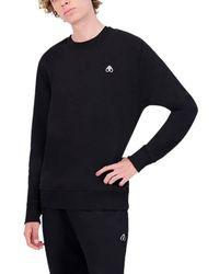 Moose Knuckles Sweatshirt - Zwart
