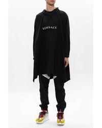 Versace Rain cape - Noir