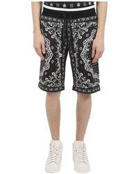 Dolce & Gabbana Shorts Black - Zwart