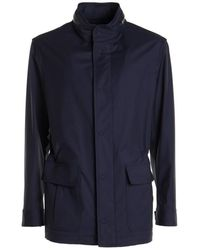 Brioni Jacket - Blauw