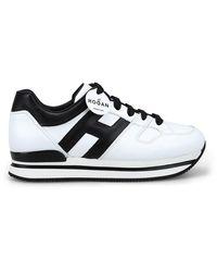 Hogan H222 Sneakers - Wit