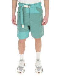 Sacai Shorts - Groen