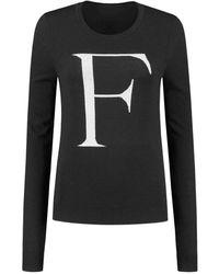 Fifth House Sweater - Zwart