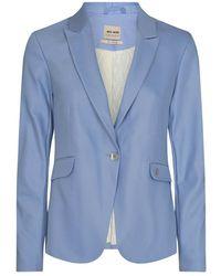 Mos Mosh Blake night blazer 112579 - Azul