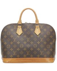 Louis Vuitton Monogram Alma Pm Canvas - Meerkleurig