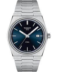 Tissot Prx Watch - Grijs