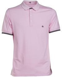 Fay - Polo Shirt - Lyst