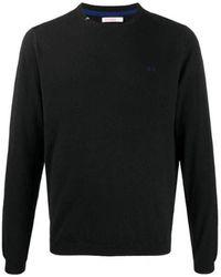 Moschino Crewneck Sweater - Zwart