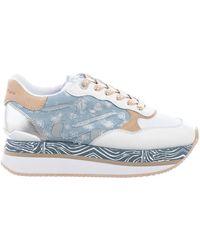 Manila Grace Sneakers - Bianco