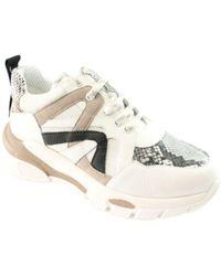 Tosca Blu Sneaker Hoorn - Naturel
