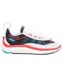Y-3 Shiku Run Sneakers - Wit