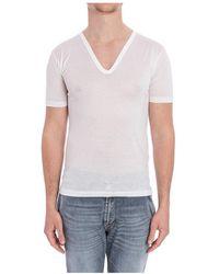 Zimmerli T-Shirt - Bianco