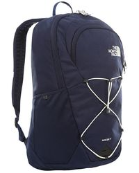 The North Face Rodey Rugzak 17 Inch Montague Blue - Blauw