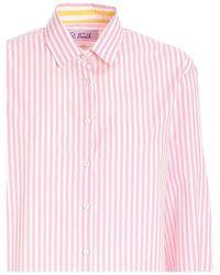 Mc2 Saint Barth Brigitte shirt - Rose