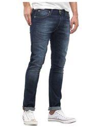 Lee Jeans Pantalon luke true l719gcby - Azul