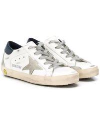Golden Goose Deluxe Brand Superstar Sneakers - Wit