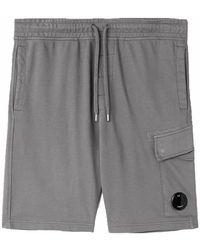 C.P. Company Cargo Shorts - Grijs