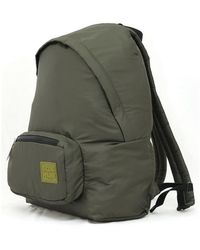 Gcds Backpack With Logo Fw22M010012 Verde