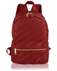 Pomikaki Glam backpack - Rouge