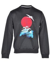 Bikkembergs Sweatshirt - Zwart